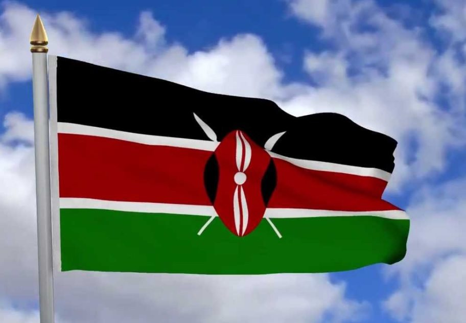 Kenya Flag Its Meaning Colors Designer And Symbolism Of Its Elements