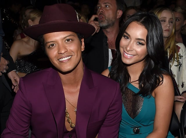 Identity ink Bruno Mars Is Dating Rocsi