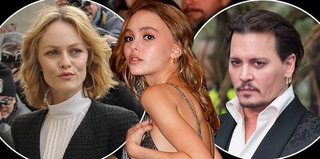 Who Is Lily-Rose Depp, Johnny Depp And Vanessa Paradis ...