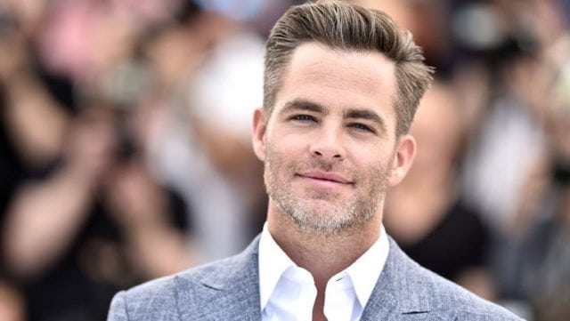 Image result for chris pine age