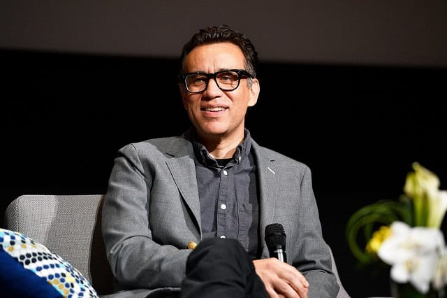is fred armisen gay