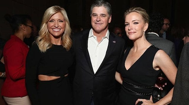 Jill Rhodes and husband Sean Hannity