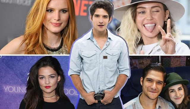 Who is tyler posey dating in real life