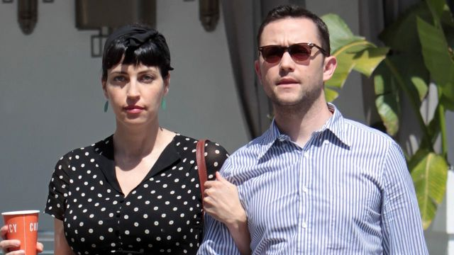 Joseph Gordon-Levitt and Wife Tasha