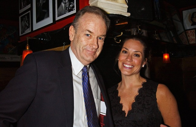 Maureen Mcphilmy and ex-husband Bill O'Reilly