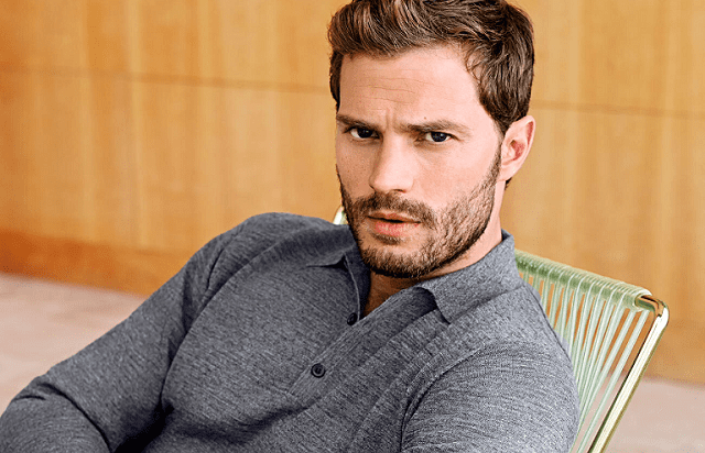 Jamie Dornan - Bio, Married, Wife, Kids, Family, Net Worth ...