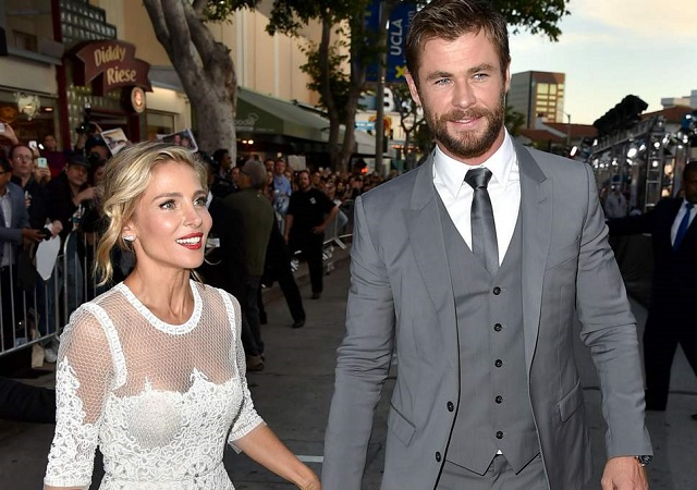 Chris Hemsworth Wife, ...