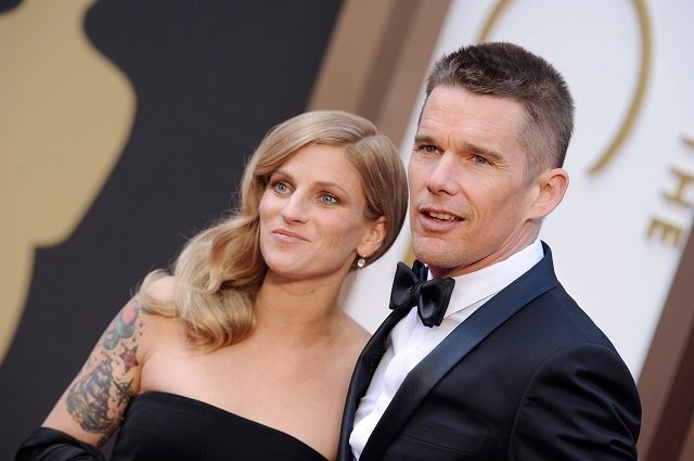 Who is Ryan Hawke – Ethan Hawke's Wife, How Did They Meet?