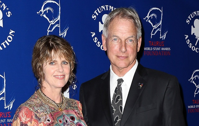 Pam Dawber and Mark harmon
