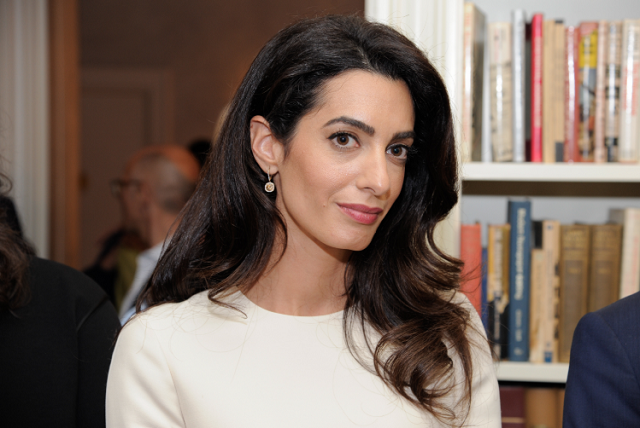 Amal Clooney, George Clooney Wife – Bio, Twins, Age, Net ...