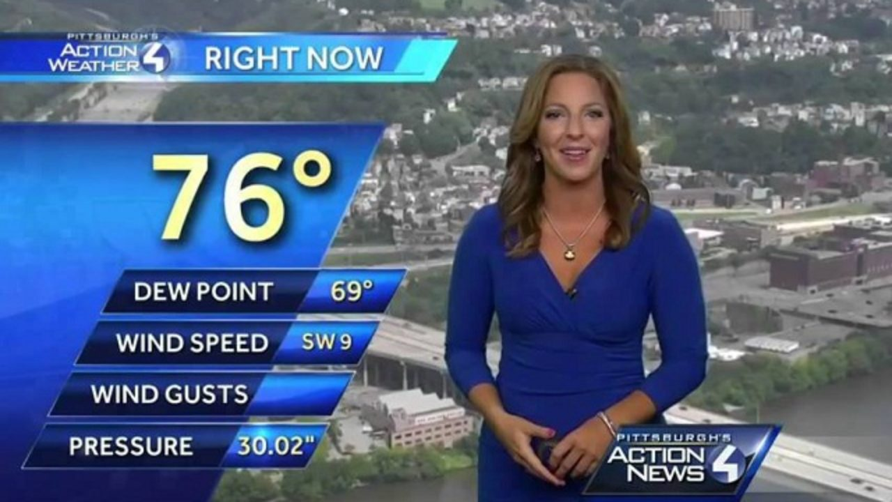 Who Is Ashley Dougherty Of WTAE, Is She Married, How Old Is She?
