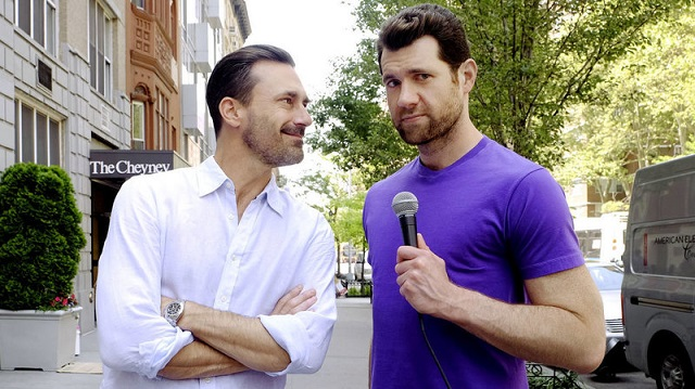 Billy Eichner on Billy in the Street