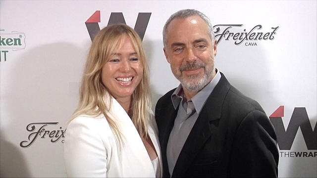 Jose Stemkens and Titus Welliver