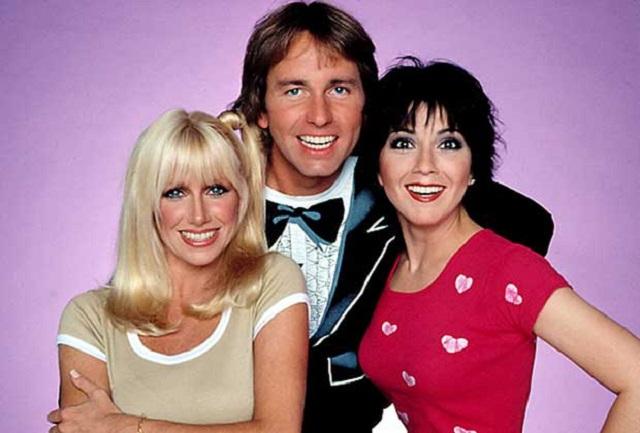 Joyce DeWitt in Threes Company