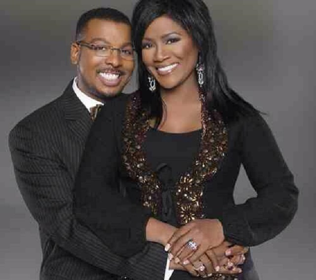 Juanita Bynum and Thomas Wesley Weeks