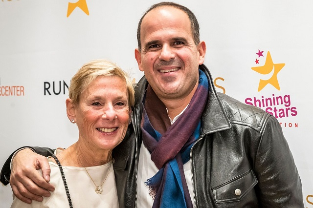 Bobbi Raffel and Marcus Lemonis