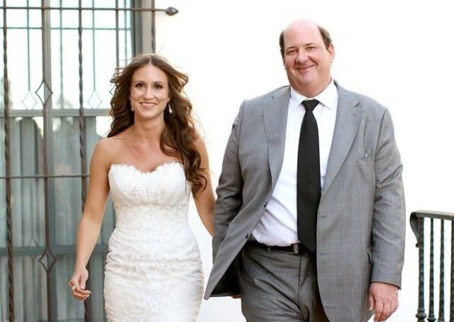 Celeste Ackelson and Husband Brian Baumgartner