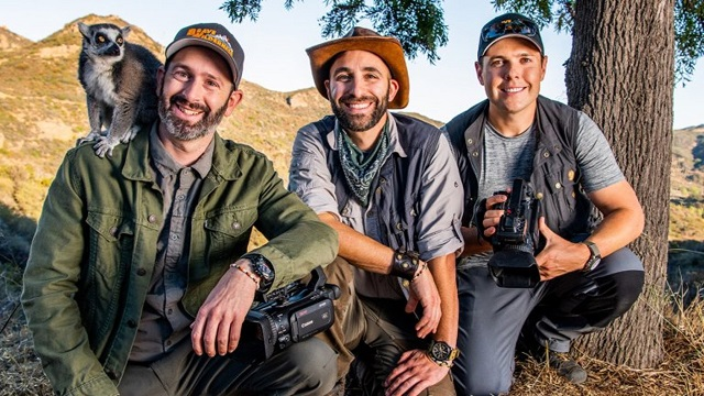 Coyote Peterson.