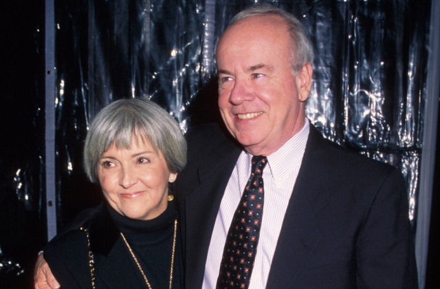 Conway and his wife, Charlene Fusco
