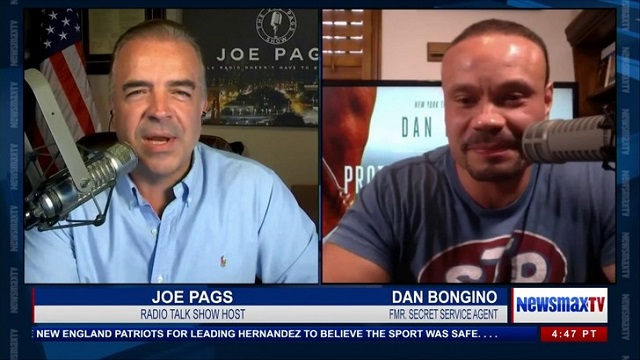 Dan Bongino's Net Worth After Secret Service