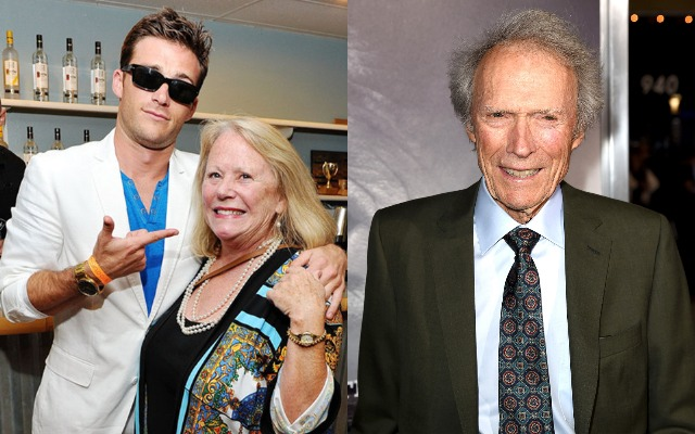 scott eastwood's parents