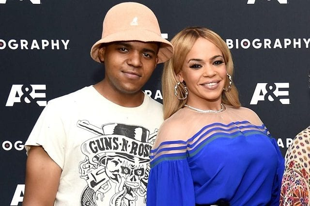Faith Evans Have A Baby With Biggie