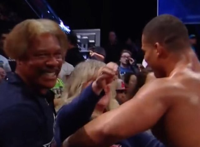 Jason Jordan related to Kurt Angle