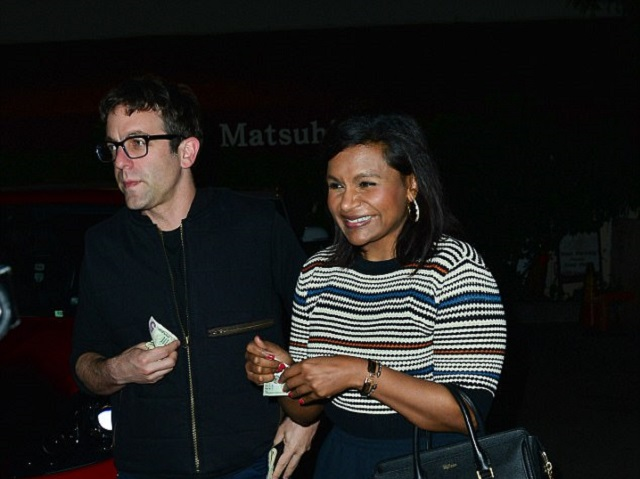 Mindy Kaling And Bj Novak Are They Husband And Wife Or Just Dating