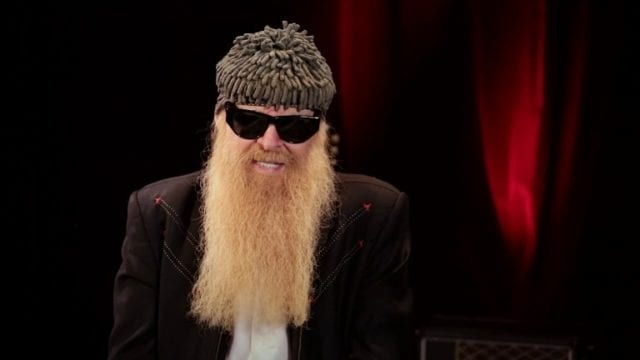 Billy Gibbons' net worth