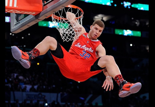 How tall is Blake Griffin
