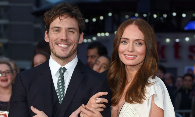 Sam Claflin Split
