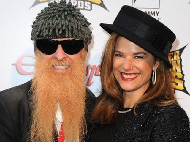 Billy Gibbons' wife