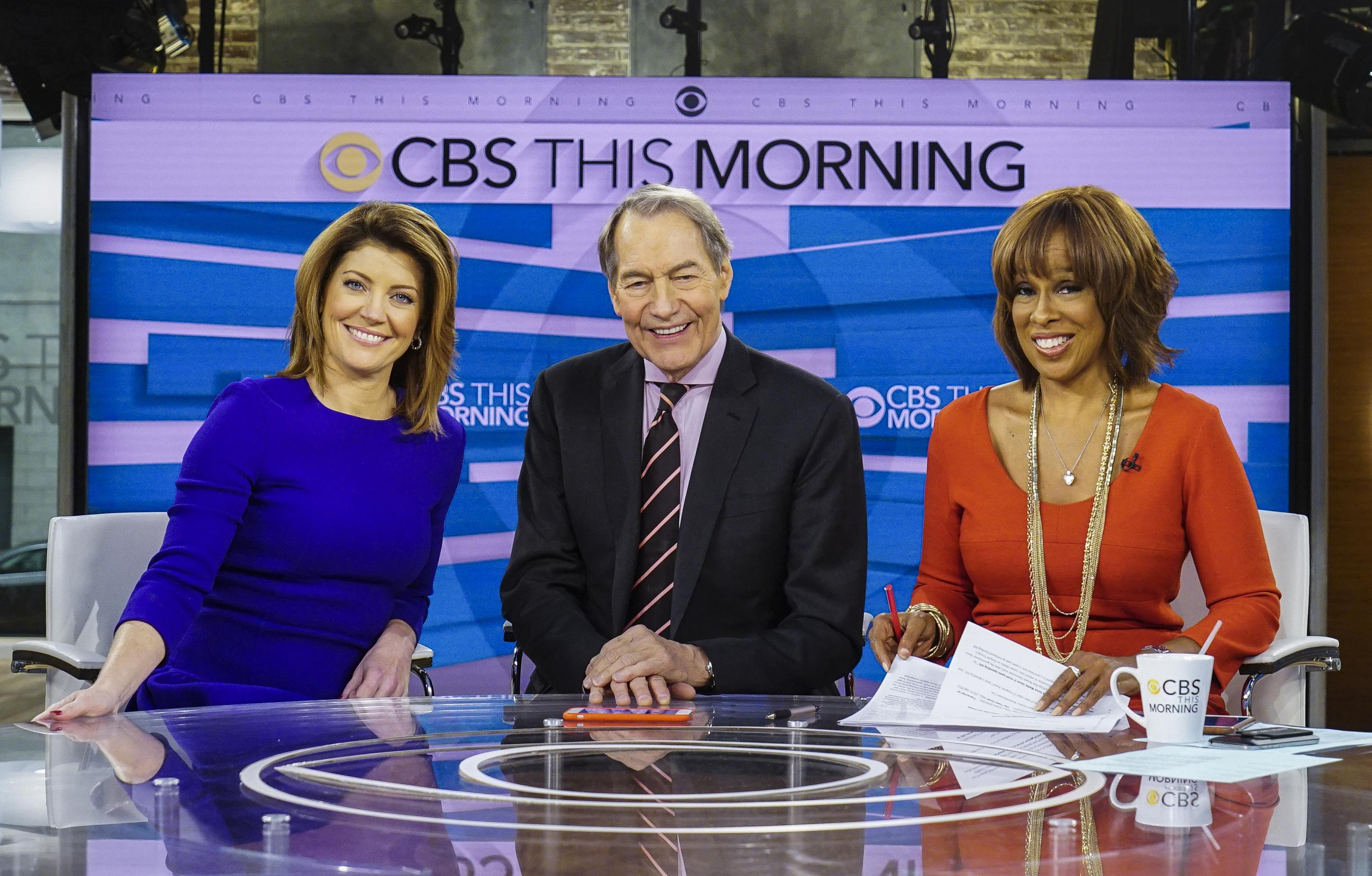 Where is Charlie Rose