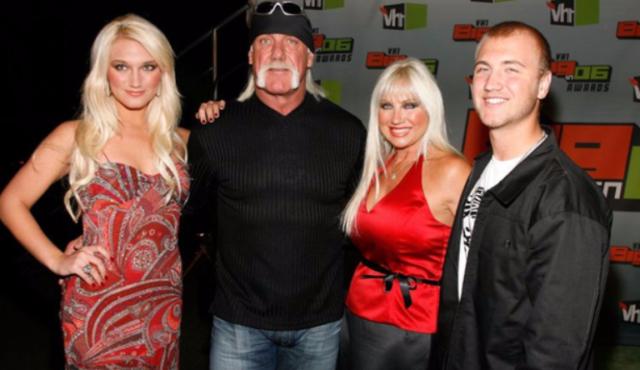 Hulk-Hogan's son