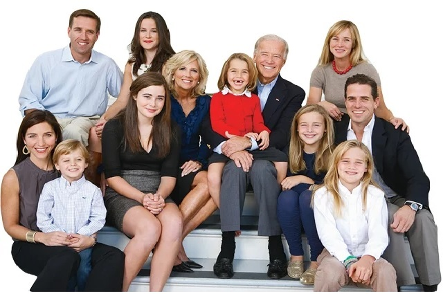 Joe Biden family