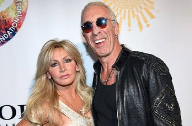 Suzette Snider and Dee Snider