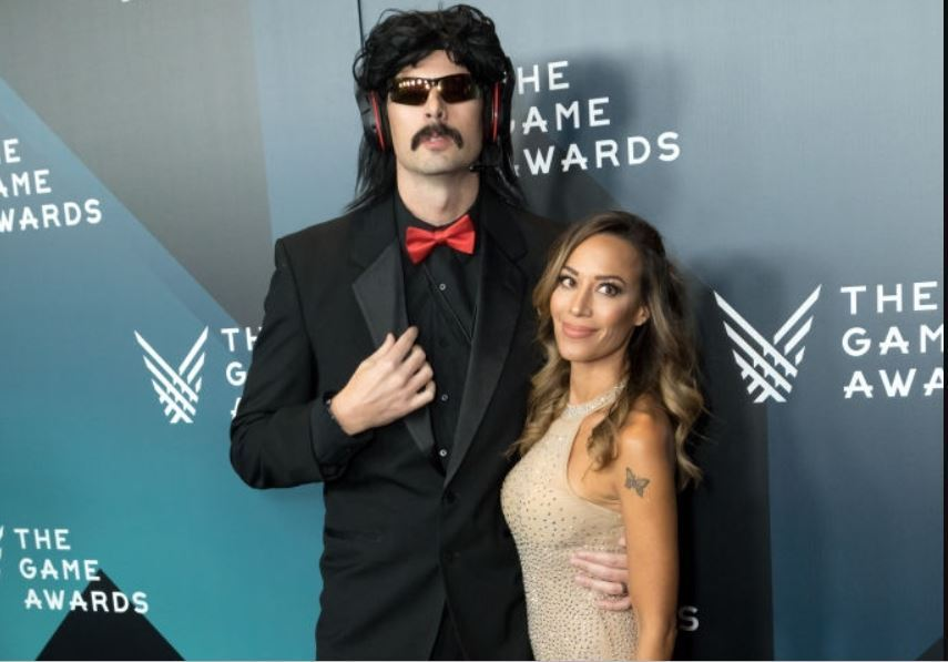 Guy Beahm and his wife, Mrs Assassin