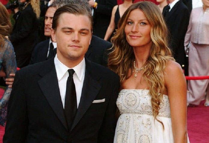 Leonardo DiCaprio and Gisele Bündchen