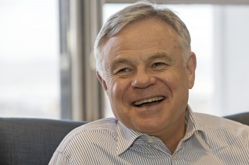Koos Bekker Net Worth: $2.5 Billion Nationality: South African Job: Chairman, Naspers (since 1997)