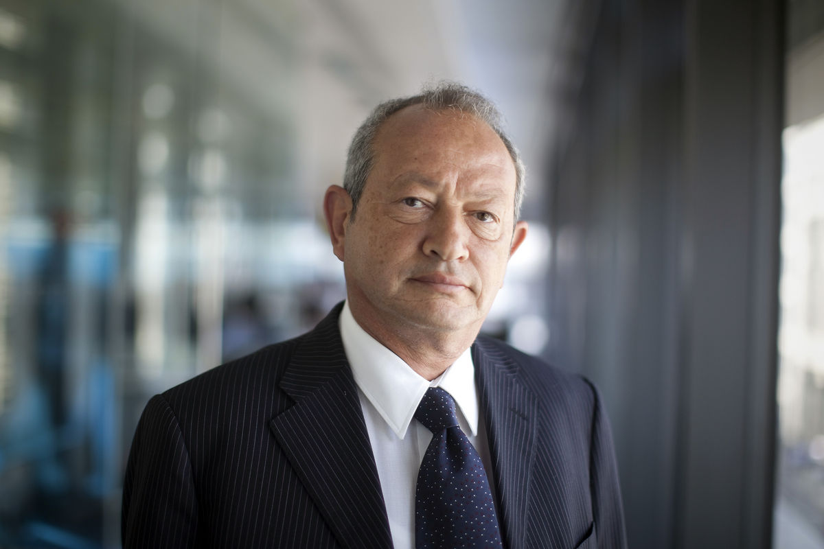 Naguib Sawiris Net Worth: $3 Billion Nationality: Egyptian Job: CEO, Orascom Telecom Holding