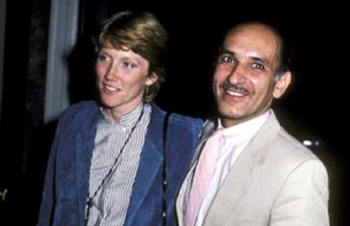 Ben Kingsley and Alison Sutcliffe
