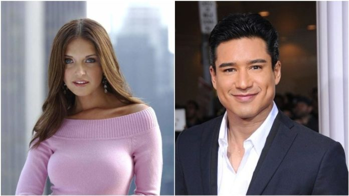 Mario Lopez and Heidi Mueller