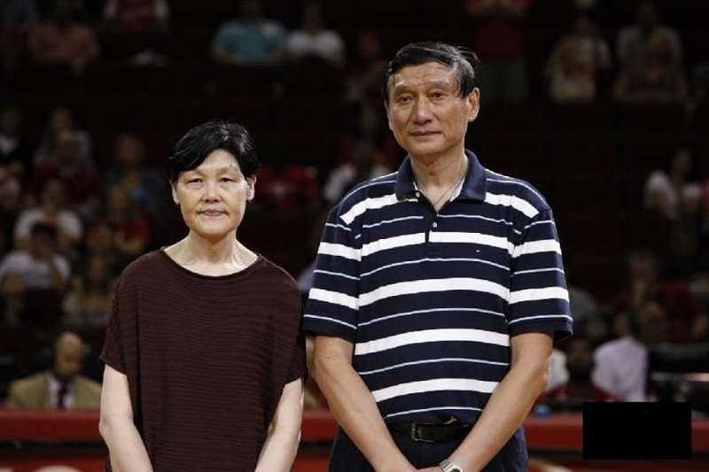 Yao Ming parents
