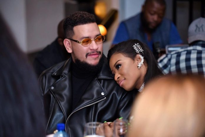 AKA's Relationship with DJ Zinhle