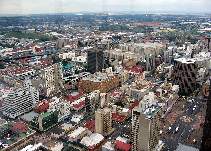 Largest Cities in Africa