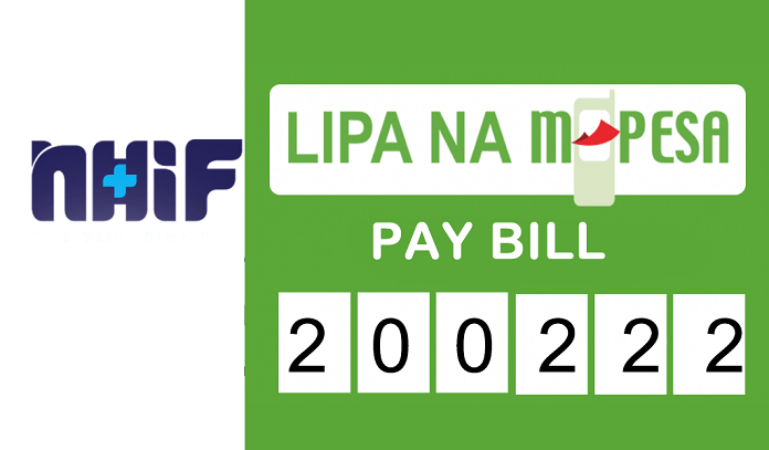 Pay NHIF via M-Pesa