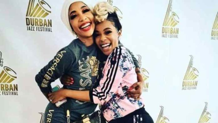 Khumalo and Her Sister Zandie