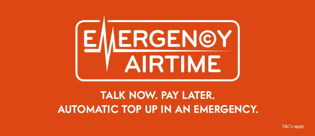 Cell C banner-emergency-airtime