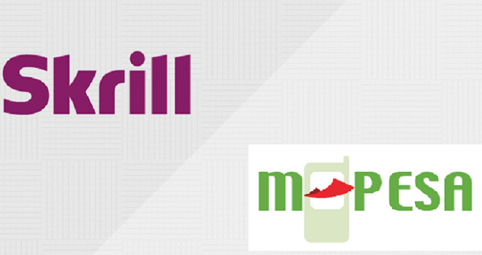 Skrill to M-Pesa