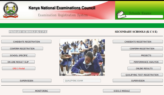 Check KNEC Results Online